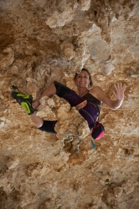 Is this really rock climbing?  I love tufas!